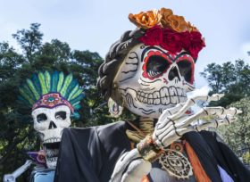 Dia de Muertos/Day of the Dead